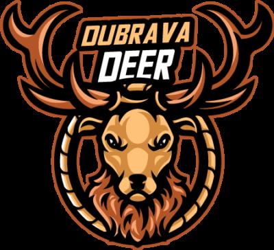 Dubrava Deer logo